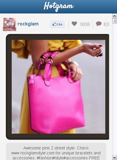 hotgram   Hotgram: View The Most Popular Photos On Instagram [Chrome]