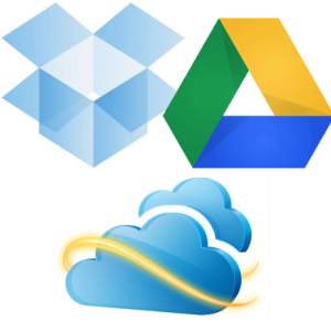 The Cloud Storage Showdown – Dropbox, Google Drive, SkyDrive & More