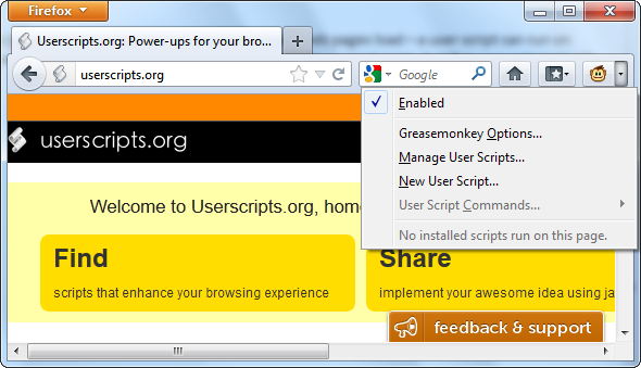 customize browser window