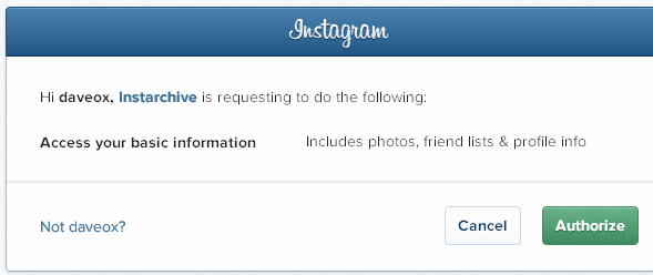 save instagram pictures