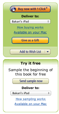 How to get kindle books on ipad 2