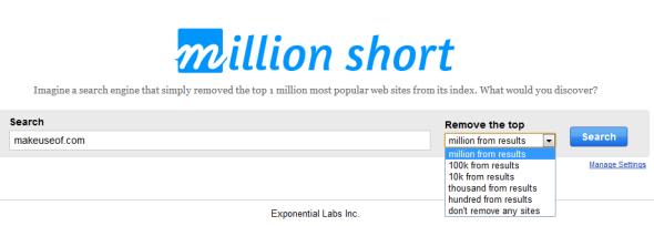millionshort