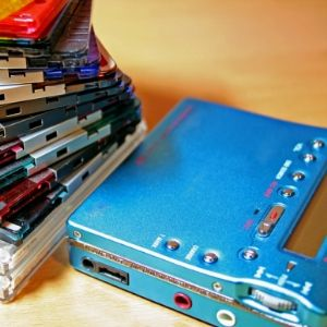 5 Things To Do With Your Old MiniDisc Collection