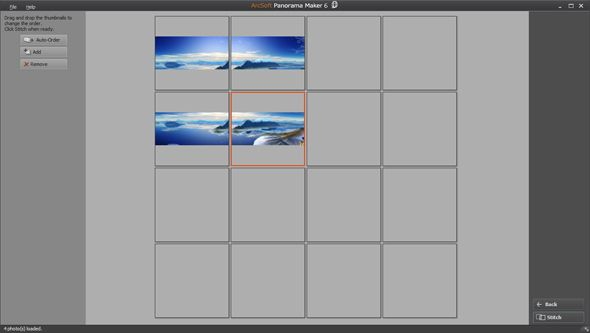 Stitch Together Panoramic Images With Arcsoft Panorama Maker 6 [Giveaway] panorama maker 6 ss2