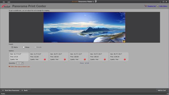 Stitch Together Panoramic Images With Arcsoft Panorama Maker 6 [Giveaway] panorama maker 6 ss5