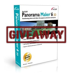 Stitch Together Panoramic Images With Arcsoft Panorama Maker 6 [Giveaway]
