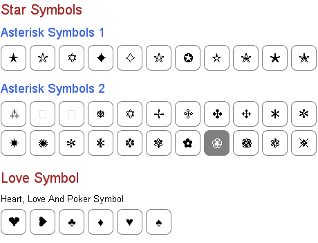 Piliapp Symbol Copy All Kinds Of Symbols To Your Clipboard