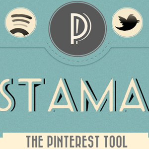 Use Pinstamatic To Pin Text, Music, Websites & Locations To Pinterest