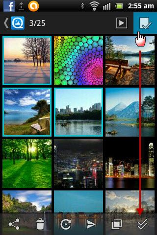 photo browser for android
