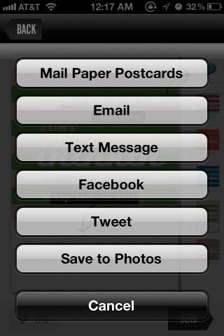best greeting card apps iphone