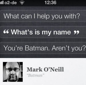 Siri, Why Don't You Understand Me? [INFOGRAPHIC]