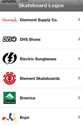 6 Apps That Provide Everything A Skateboarder Needs [iOS] skatelogowallpaper