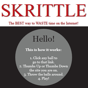 Skrittle – Find Similar Sites To Those You Love