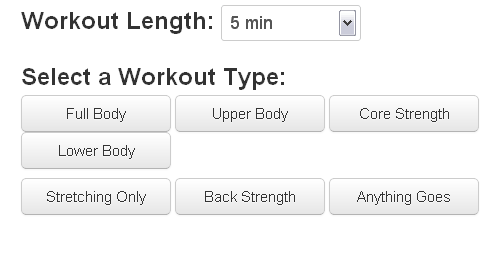 create circuit training workouts