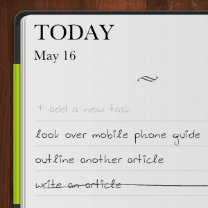 Do It (Tomorrow) Is An Extremely Simple Online To-Do List