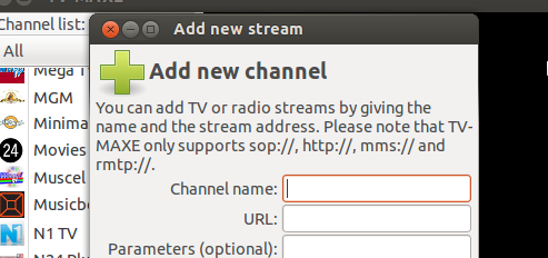 real time streaming linux