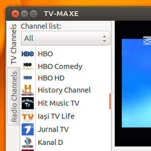 Use Sopcast To Get Real-Time Streaming With TV Maxe [Linux]
