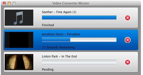 video format conversions