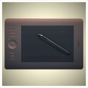 Wacom Intuos5 touch Small Pen Tablet Review and Giveaway wacom