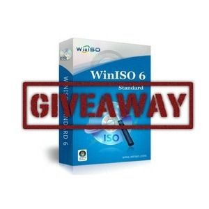 WinISO - A Swiss Army Knife For Disc Images [Giveaway] winiso giveaway