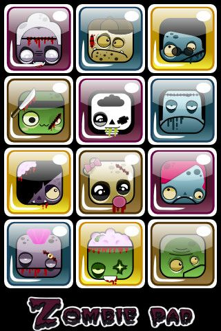 zombie apps for ipad