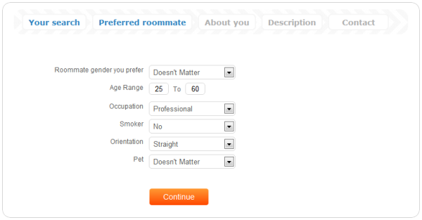 where to find roommates