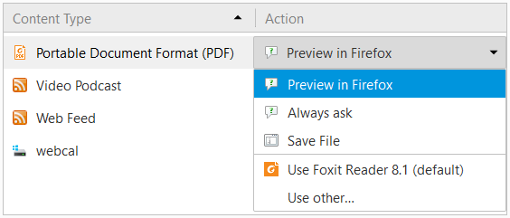 The 6 Best PDF Readers for Windows Firefox Change Default PDF Viewer
