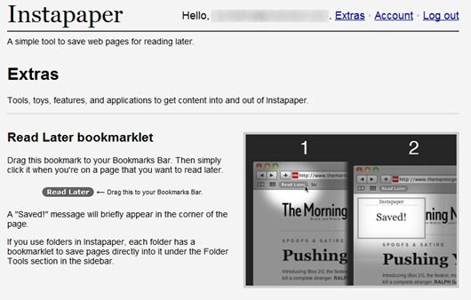 How To Save Web Articles To Read Later On Your Non-Tablet Kindle Instapaper Bookmarklet thumb