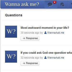 ask questions anonymously facebook