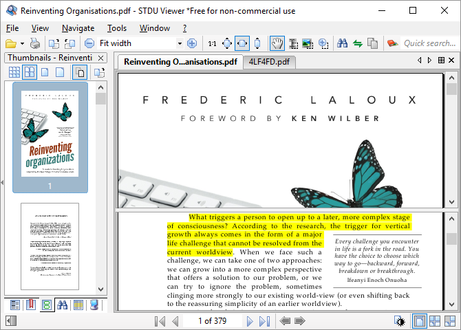 The 6 Best PDF Readers for Windows STDU Viewer 670x480