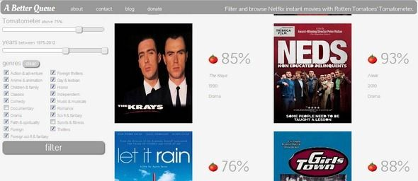 Find Worthwhile Movies On Netflix With A Better Queue