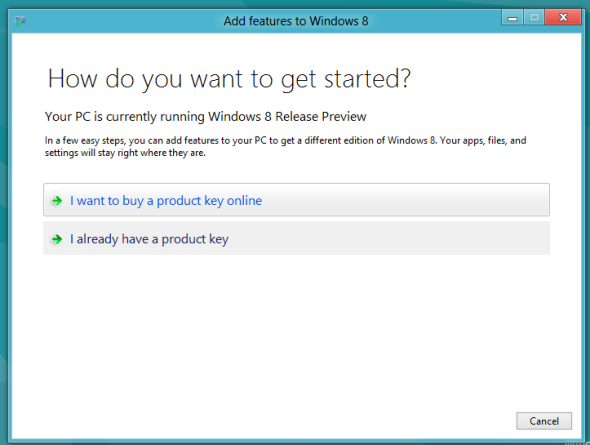 whats missing in windows 8