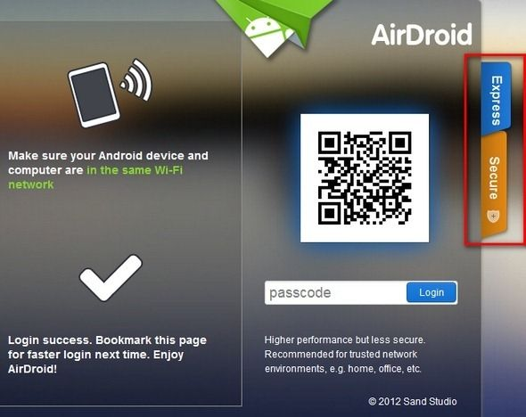 airdroid review