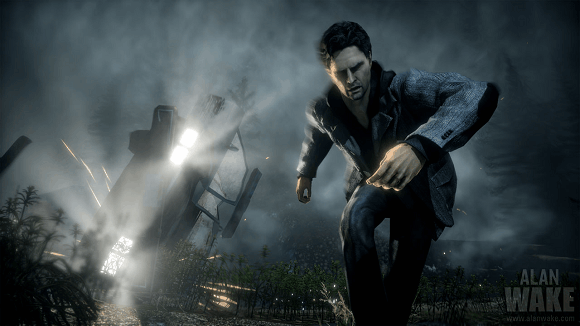 5 Video Games That Would Make Great TV Shows alan wake screenshot