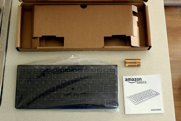 amazon bluetooth keyboard review