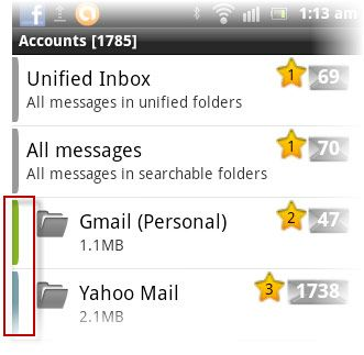 android email client
