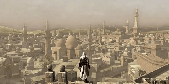 5 Video Games That Would Make Great TV Shows assassins creed screenshot