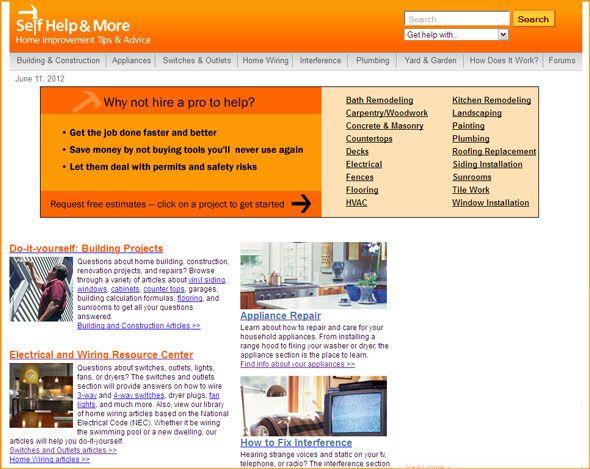 8 websites to find diy home repair tips home repair solutioingenieria Images