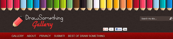 10 Cool Websites Featuring Draw Something Art draw something gallery