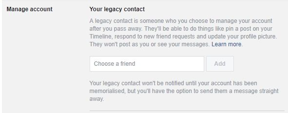 The 10 Best Hidden Facebook Tricks You Should Make Use Of facebook legacy