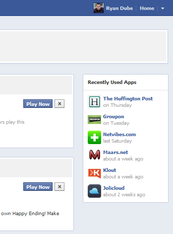The Facebook App Center: An Overview Of The Cool Features You Can Use facebookapps10