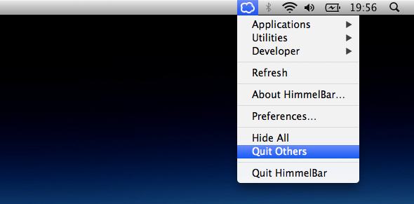 application launchers osx