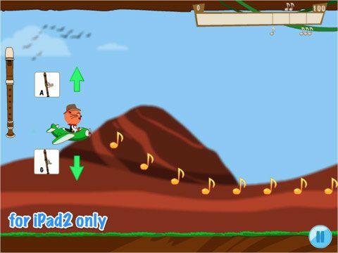 JoyTunes: Help Your Children Learn The Recorder Or Piano Through Interactive Games [iOS] joytunes