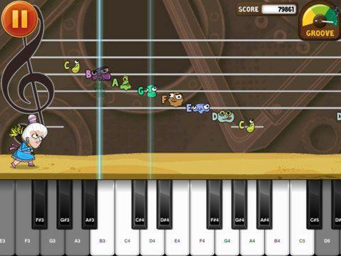 JoyTunes: Help Your Children Learn The Recorder Or Piano Through Interactive Games [iOS] joytunes1