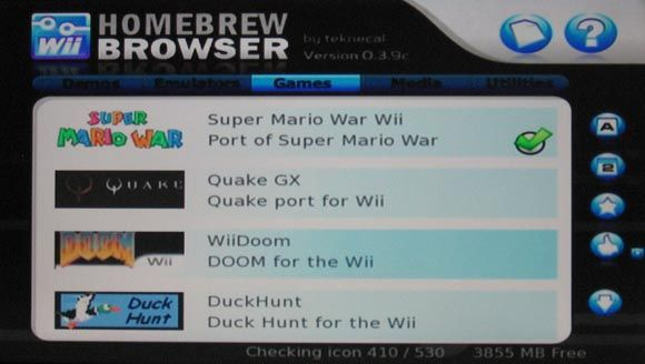How to Set Up Your Wii for Homebrew Using Letterbomb letterbomb homebrew browser1