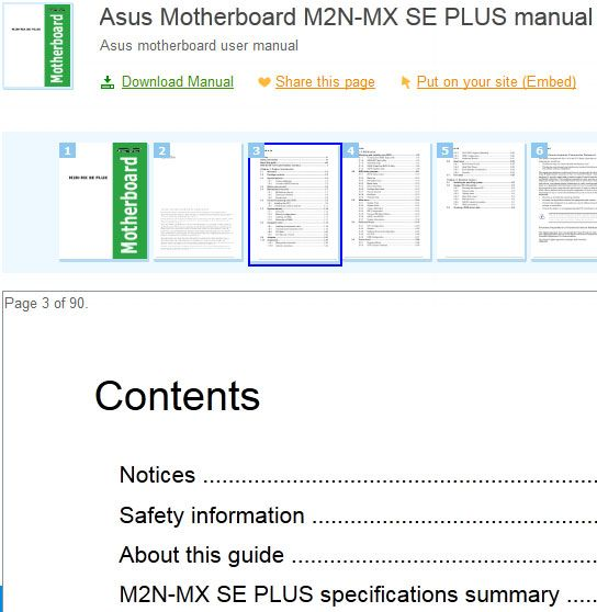 manualslib1   ManualsLib: Get User Manuals For A Variety Of Products