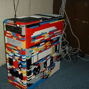 Creative and Interesting Do-It-Yourself PC Cases: You Can Build One Too