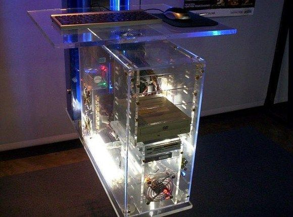 Creative and interesting do it yourself pc cases you can build one too pc cases solutioingenieria Choice Image