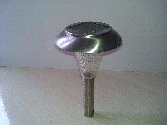recycle solar lights
