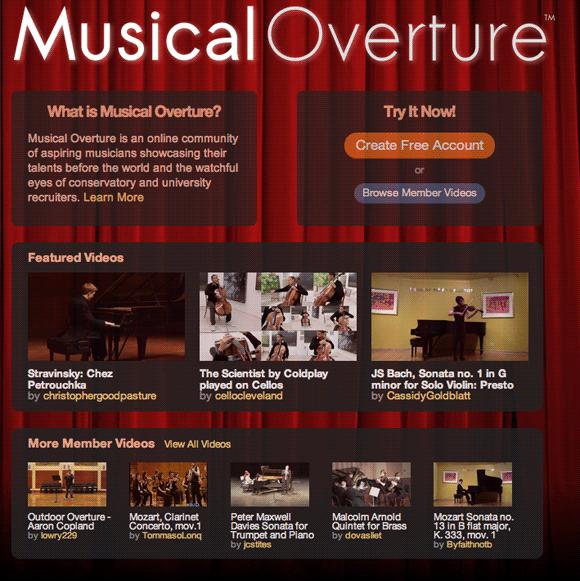 musical talent showcase
